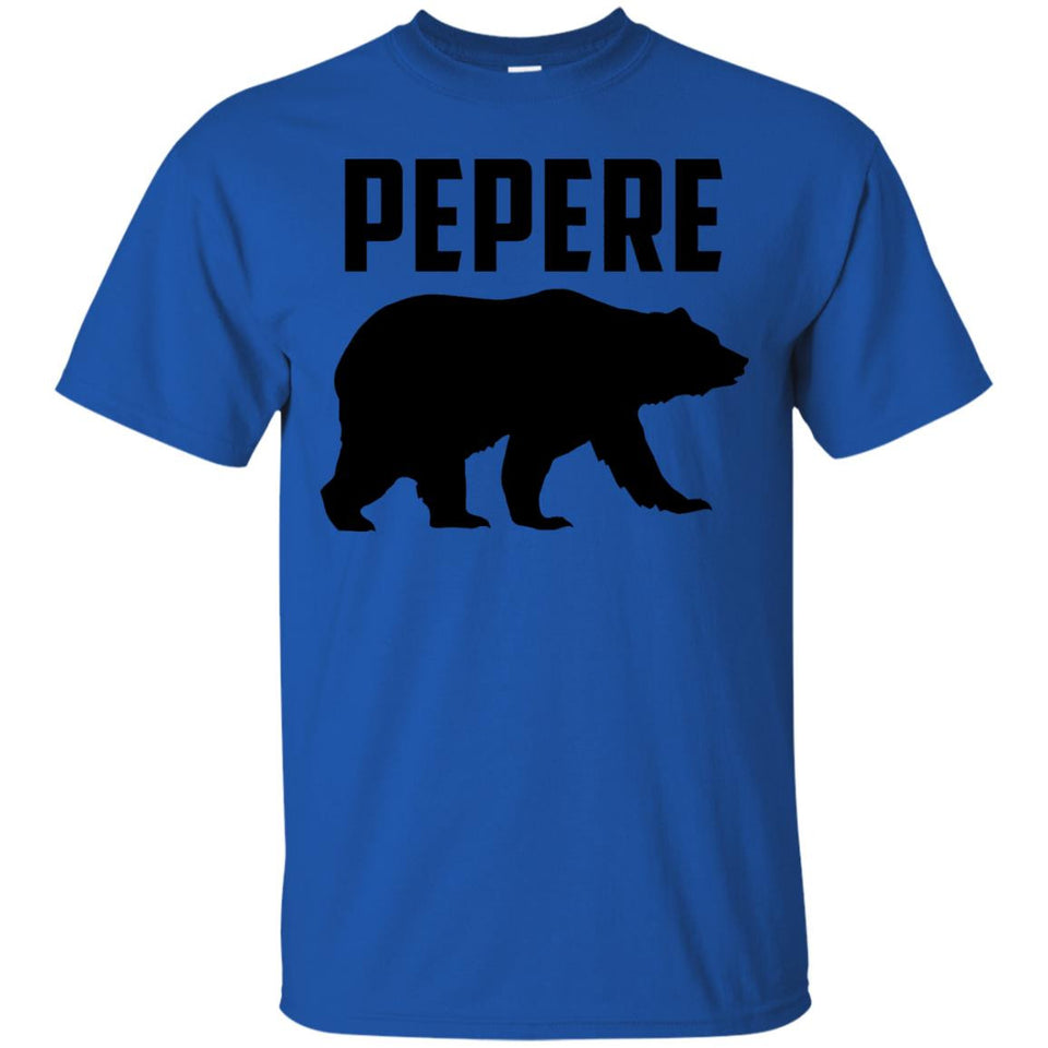 Father's Day Gift Pepere Bear t-shirt - Newmeup