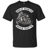 SONS OF DIABETES T-SHIRT - OLD - newmeup