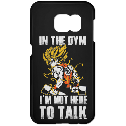 Samsung Galaxy S7 Phone Case - Dragon Ball Z Phone Case NUP500166