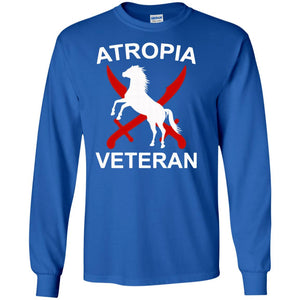 Atropia Veteran Shirt - Newmeup