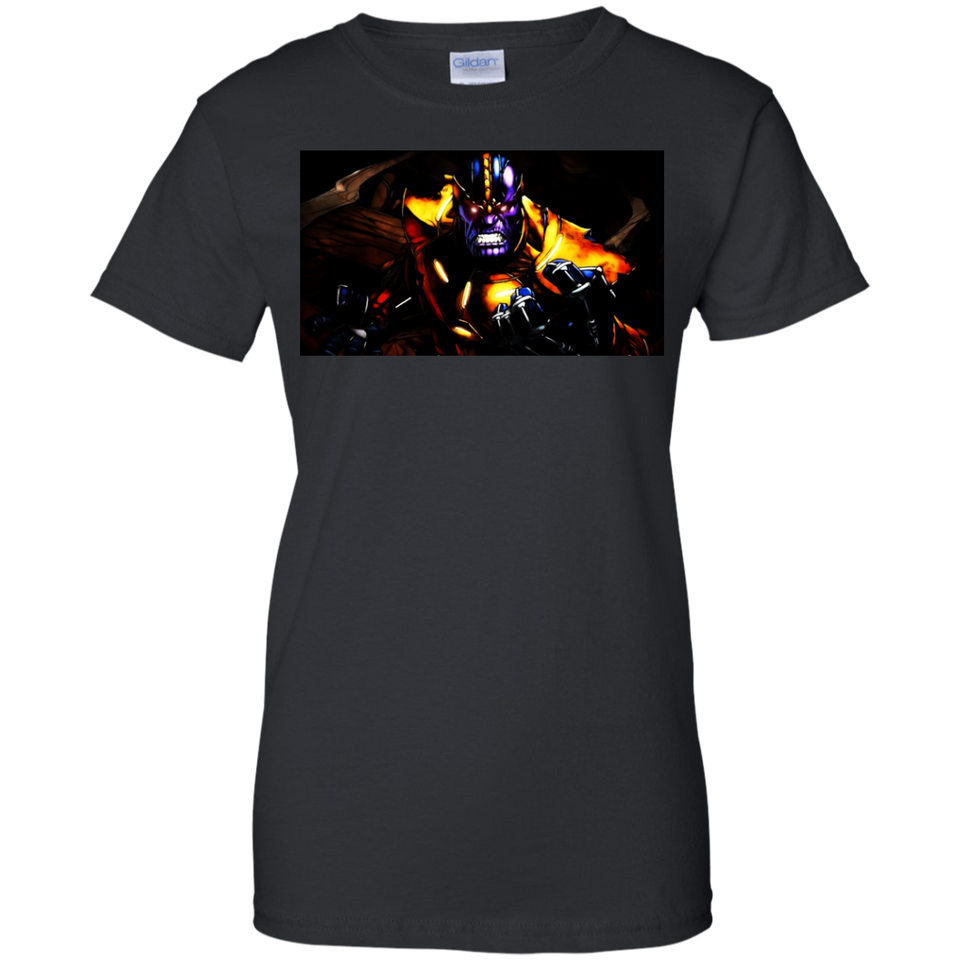 Thanos T-shirt Women's Top 5 Drawings of Thanos Shirts