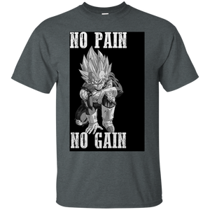 NO PAIN - NO GAIN BW