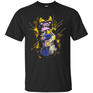 Thanos Men's Thanos The Power Gauntlet Shirt