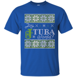 Joy Tuba World Tacky Sweatshirt - newmeup