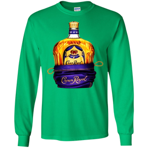 Crown Royal in a Bag Tee SWEATSHIRT - Newmeup