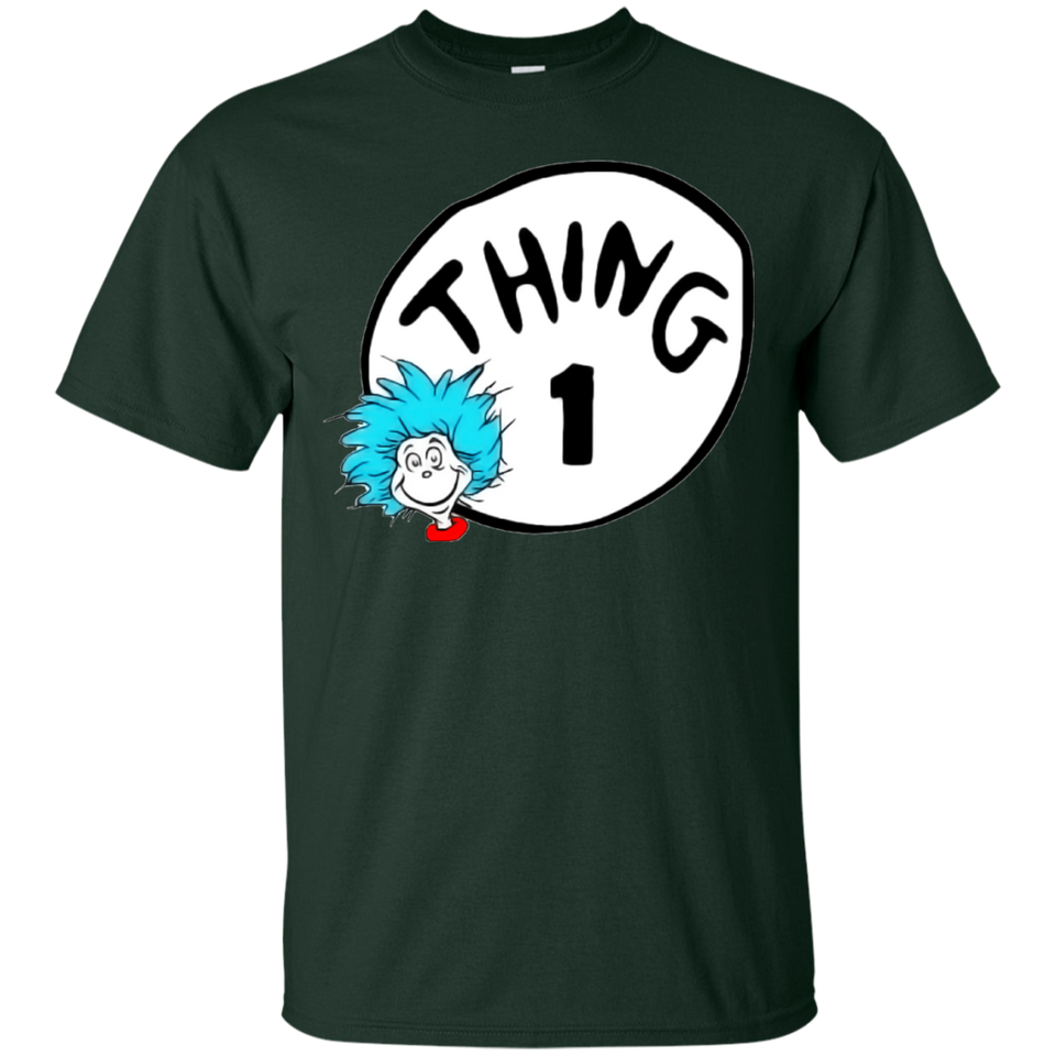 Thing One Men's Thing One Shirt