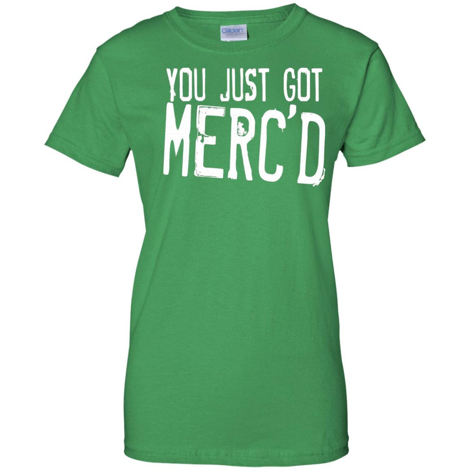 Mercury Universe - Merc'd definition T-Shirt