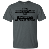 Mechanic T-shirt If You Understand This 18436572(Black) - Newmeup