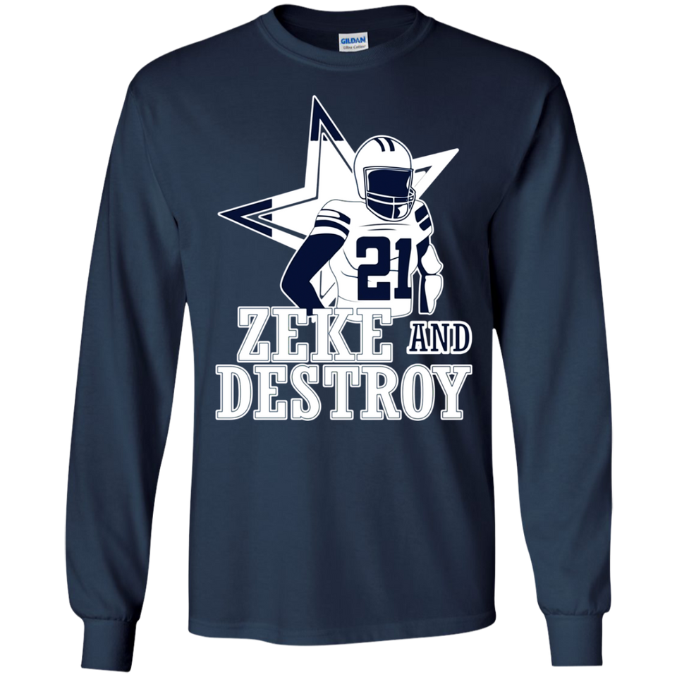 Zeke and Destroy SWEATSHIRT - Newmeup