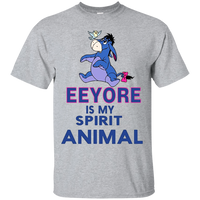 Eeyore is my spirit animal t shirt