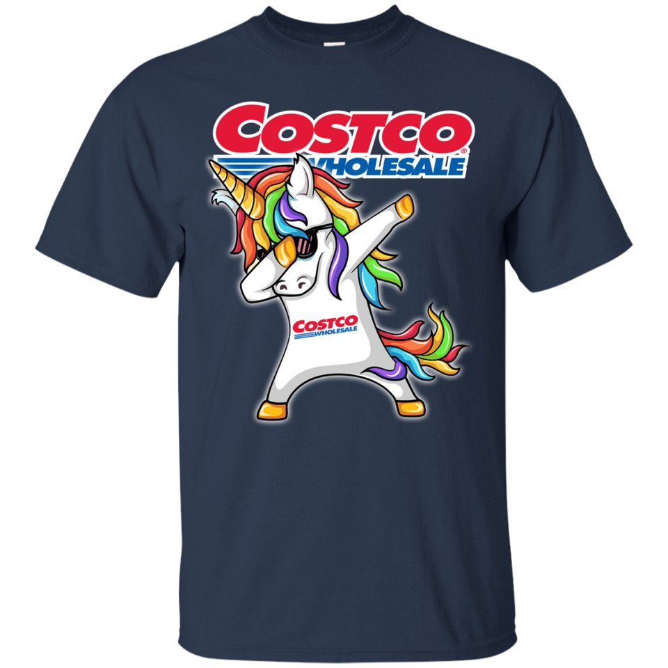 Men's Unicorn Shirt Costco Unicorn Dabbing Tshirts