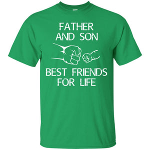 Father and Son Shirt Meaningful Fathers Day New Dad Gifts - Newmeup
