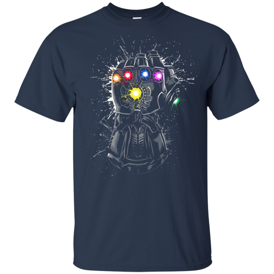 Thanos T-shirt Kids Thano Infinity Gauntlet T-Shirt