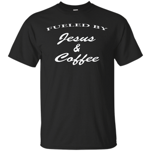 Fueled By Jesus and Coffee TShirt
