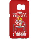 Samsung Galaxy S7 Phone Case - Dragon Ball Z Phone Case NUP500158