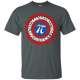 Pi Day 2017 Funny Pi Superhero Style T-Shirts for Math Geeks