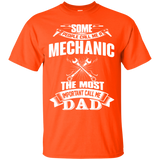Some People Call Me Mechanic, The Most Important Call Me Dad