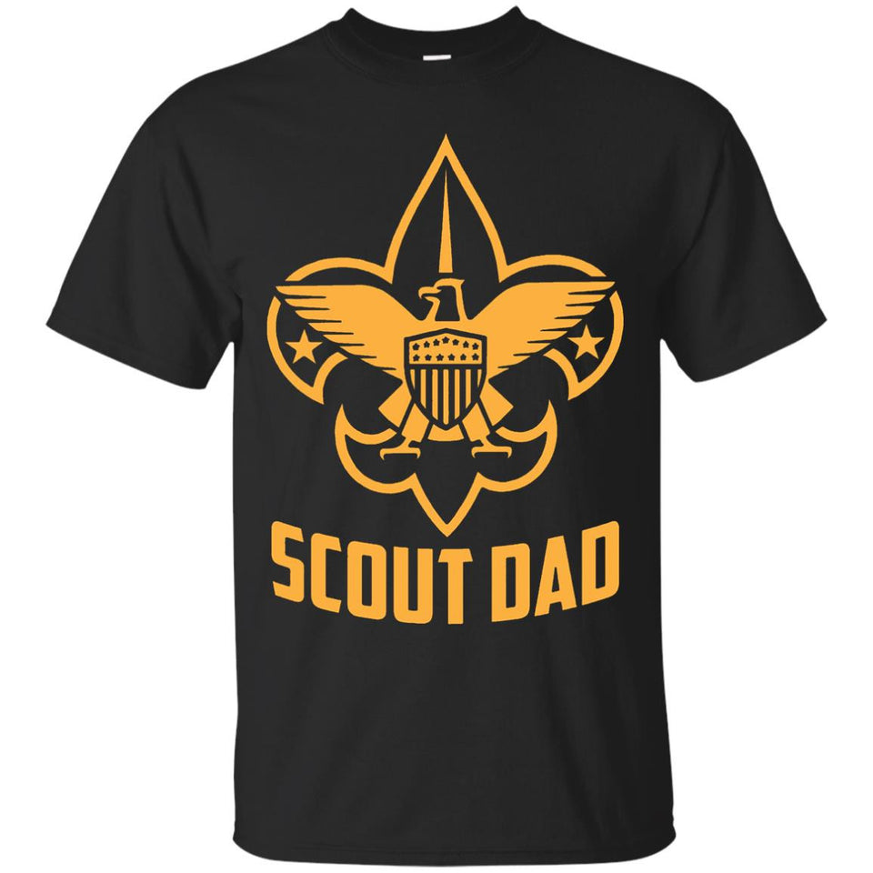Scout Dad T Shirt