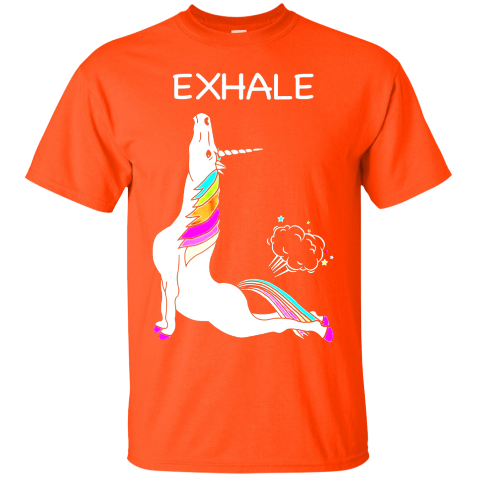 Unicorn - Exhale T-Shirt - Newmeup