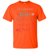 Wishing You Lovely Mother's Day T Shirt - Newmeup