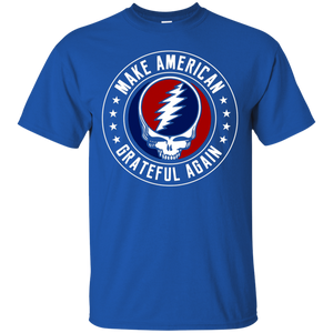 Make American Grateful Again T-shirt Men Women Birthday Gift