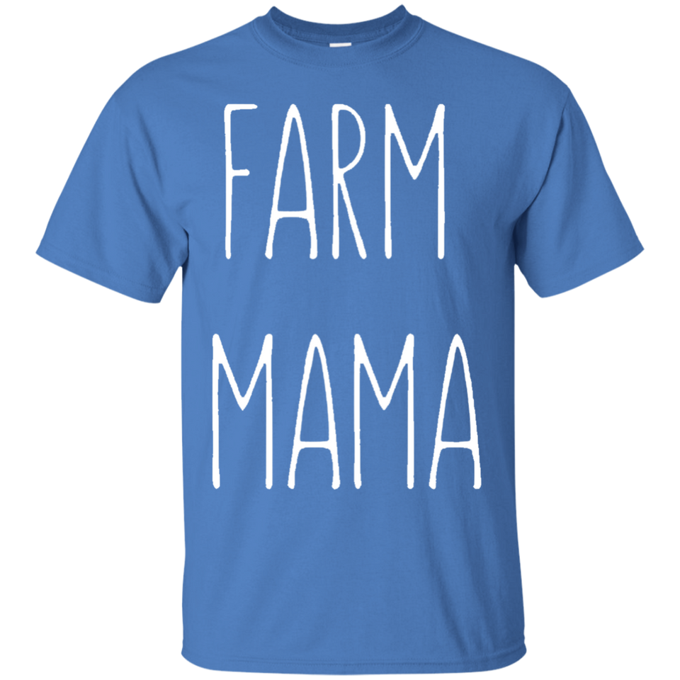 Women's Farm Mama t-shirt for women - Newmeup