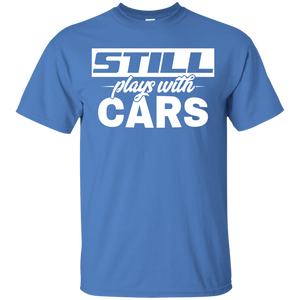 till plays with cars, mechanic tee - Newmeup