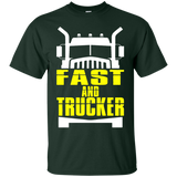 Fast And Trucker T-shirt - Newmeup