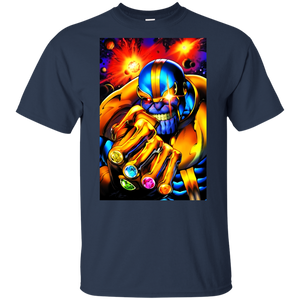Thanos Shirt KidsThanos by Mark Bagley T-shirts