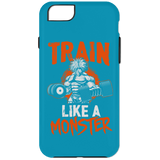 iPhone 6 Plus Tough Case - Dragon Ball Z Phone Case NUP500167