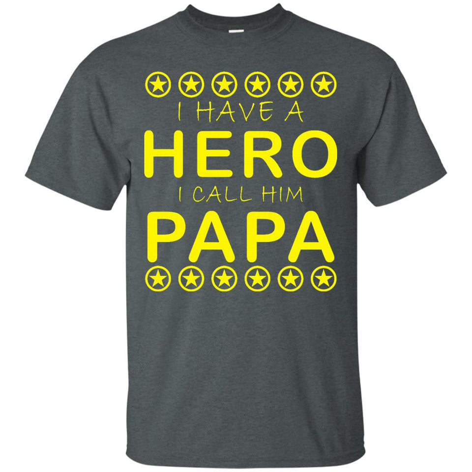 Fathers day 2017 Gifts for Papa Father T-shirts Men, Grandpa - Newmeup