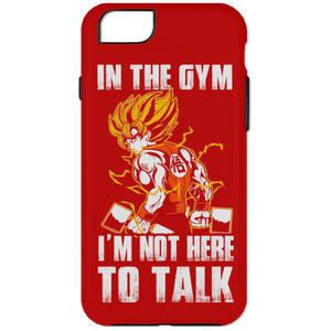iPhone 6 Plus Tough Case - Dragon Ball Z Phone Case NUP500165