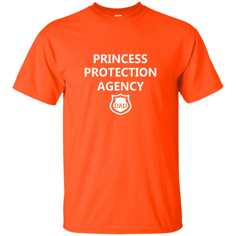 Princess Protection Agency Dad Shirt - Father's Day Shirt