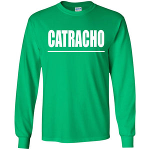Catracho- Honduran Nickname Slang Camiseta T-Shirt - Newmeup