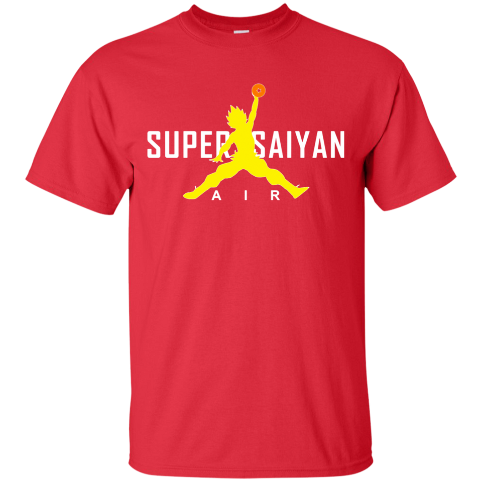 Super Saiyan Air t-shirt - newmeup