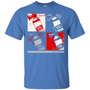 Lance 210s Official Airhorn shirt