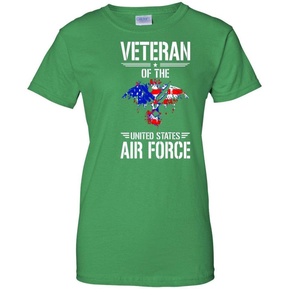 Memorial Day Shirt- Veteran of the United State Air Force