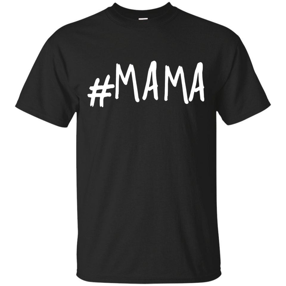 Team Mama T-Shirt for Mother's Day Gift For Cool Mommy Funny