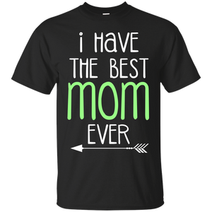 Men's Best Mom Ever - Mother's Day WOMENS T-shirt