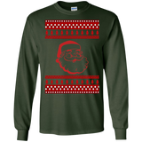 Santas Sweatshirt - Naughty, Offensive Christmas Gifts - newmeup