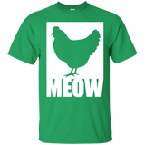 Chicken Meow ,Funny Chicken Meow Shirt - Newmeup