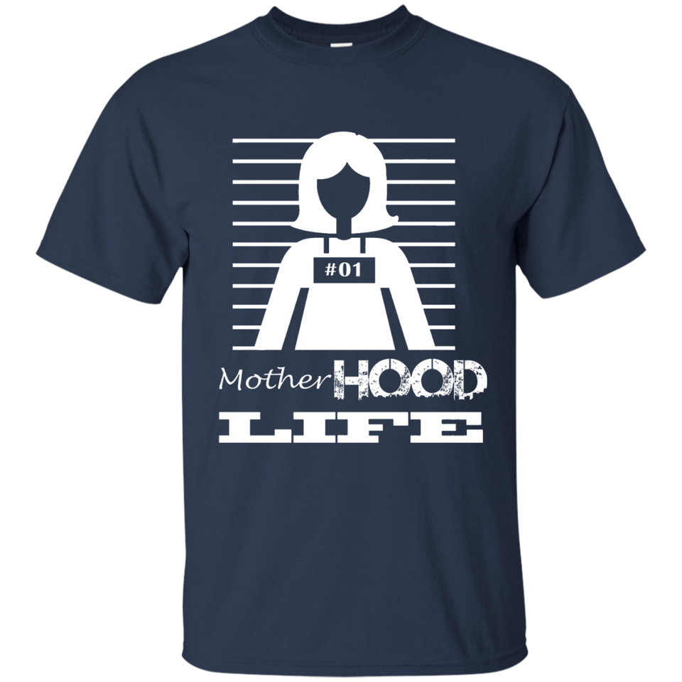 Women's Gangster mom Funny Parent Gift for mother T-Shirt - Newmeup