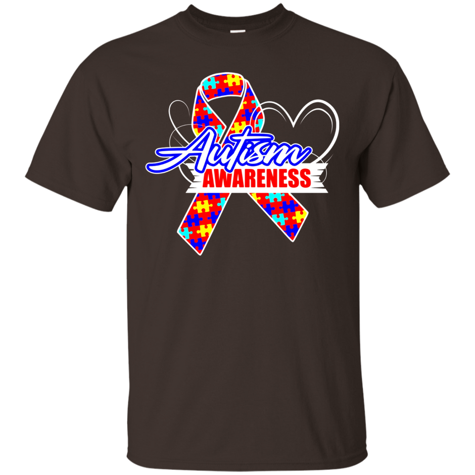 Ribbon Autism Awareness Shirts 2017 Gifts Autism 2017 Shirt