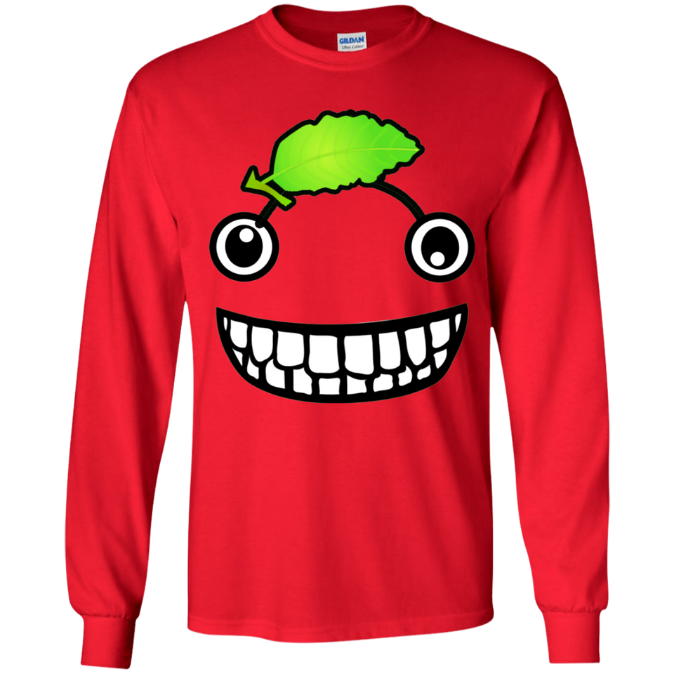 Old Guava Juice Logo Long T-shirt