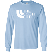 The south butt LS T-Shirt
