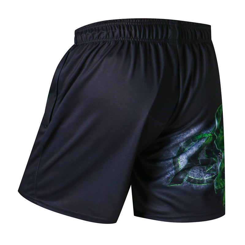 HULK Compression Shorts Quick Dry for Men