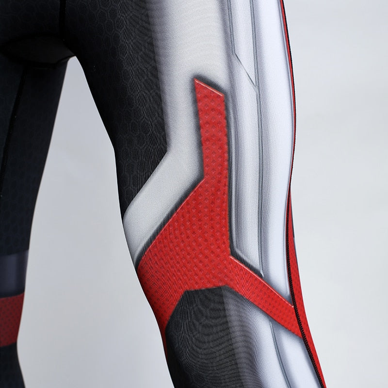 Iron Man Avengers 4 Endgame Quantum War 3D Printed Tights Pants Compression 2019