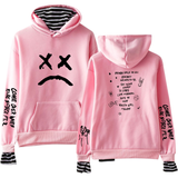 Lil Peep Hoodie Two Pieces Sweatshirts