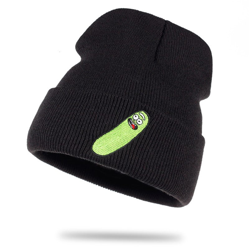 Pickle Rick Beanie New Rick and Morty Hats