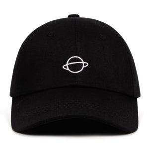 Dad Hat Planet Dad Satellite Mars Baseball Cap 100% Cotton  Astronauts Snapback Cap